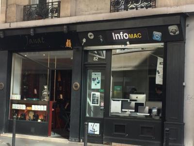 Infomac EURL - Vente de matériel et consommables informatiques - Paris