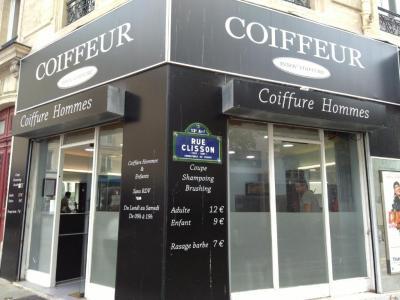 Innov'coiffure - Coiffeur - Paris