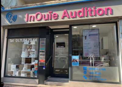 Inouie Audition Alpha - Audioprothésiste - Gagny