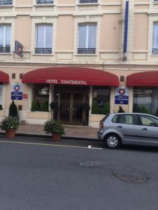 Inter-Hôtel Continental Perrot EURL - Hôtel - Deauville