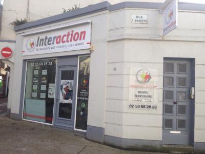 Interaction - Agence d'intérim - Avranches