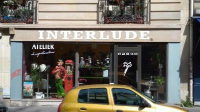 Interlude Coiffure Sarl - Coiffeur - Paris