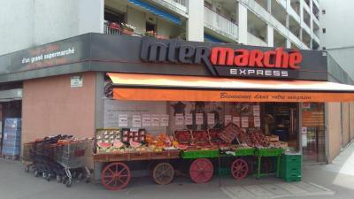Intermarché EXPRESS Vincennes - Supermarché, hypermarché - Vincennes