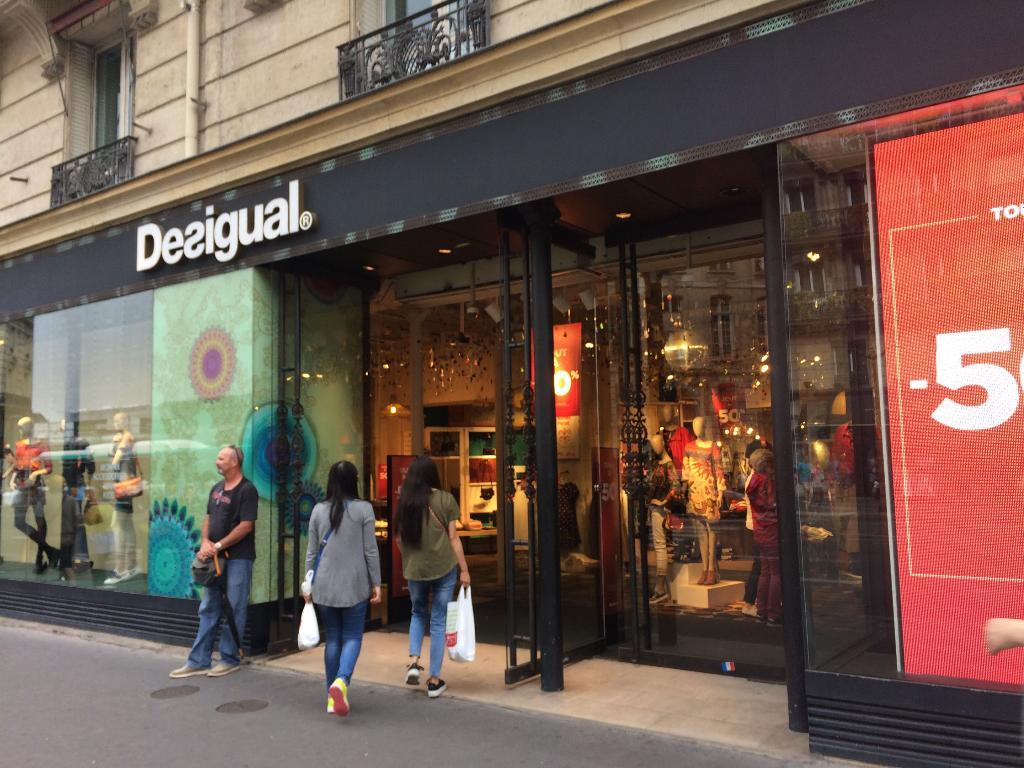 Ints France Paris - Magasins de vêtement