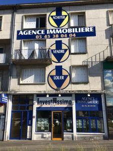 Investissimo - Agence immobilière - Angoulême