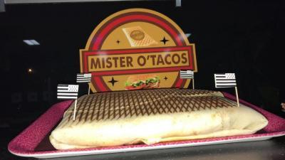 Mister O Tacos - Restaurant - Fougères
