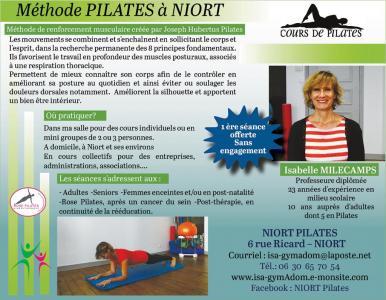 Isa-gymAdom - Club de gymnastique - Niort
