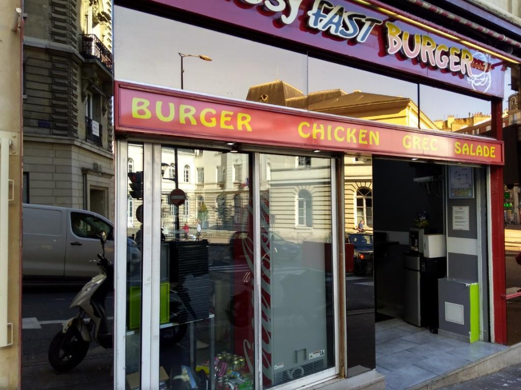 La Maison Bleue Issy Les Moulineaux issy fast burger à issy les moulineaux
