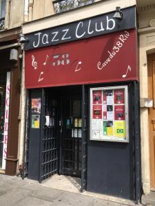 ITABUNA Cave du 38Riv' - Salle de concerts et spectacles - Paris