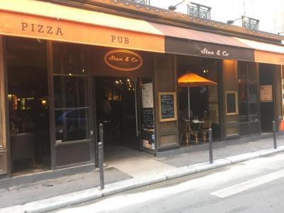Stan & Co - Pizzas à emporter - Paris