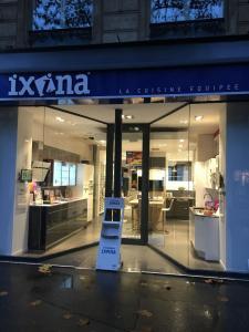 Ixina - Vente et installation de cuisines - Paris