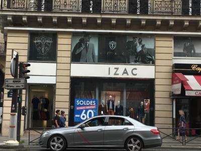 Izac - Vêtements homme - Paris
