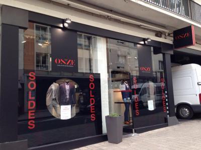 Onze - Vêtements homme - Nantes