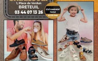 J. LUCAS CHAUSSEUR Breteuil Magasin de chaussures (adresse