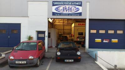 J . M . B Auto Moto - Carrosserie et peinture automobile - Biarritz