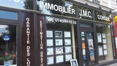 Jmc Immobilier - Agence immobilière - Paris