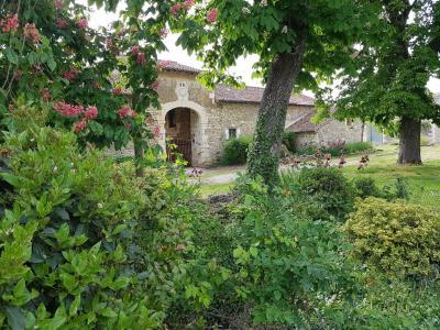 Jacot Jean Marc - Chambre d'hôtes - Champigny-sur-Veude