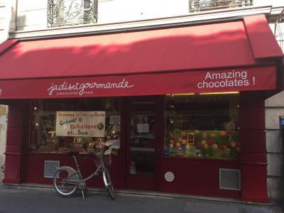 Jadis et Gourmande - Chocolatier confiseur - Paris