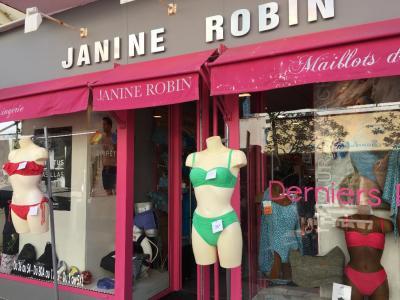 Janine Robin - Lingerie - Biarritz