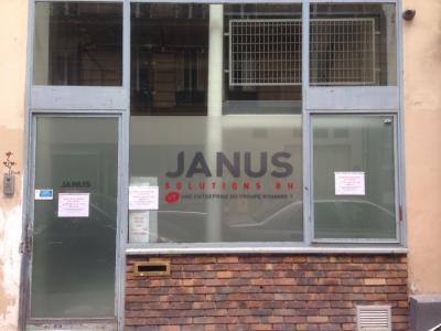 Janus - Agence d'intérim - Paris