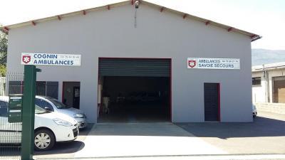 Cognin Ambulances - Ambulance - La Motte-Servolex