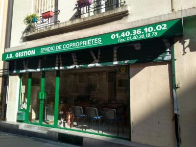 JD Gestion - Syndic de copropriétés - Paris