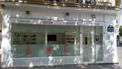 Jean-Claude Biguine - Coiffeur - Paris