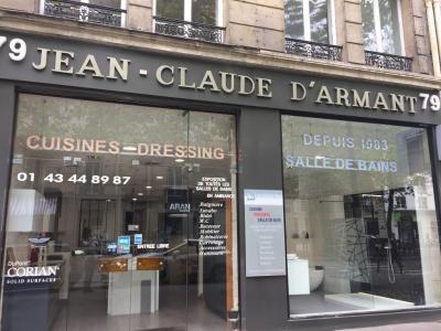 Jean Claude d'Armant SANITHERM - Vente et installation de cuisines - Paris