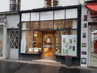 Jean Servet - Coiffeur - Paris