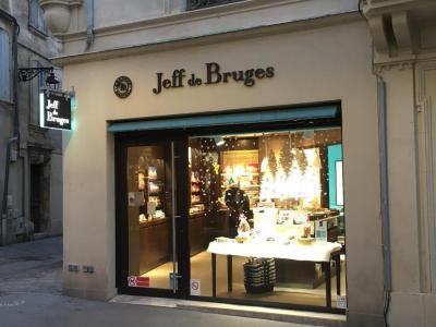Jeff de Bruges - Chocolatier confiseur - Arles