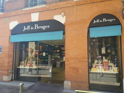 Jeff de Bruges - Chocolatier confiseur - Toulouse