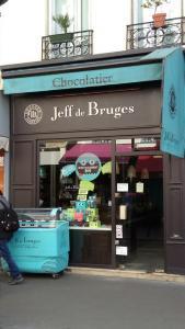Jeff De Bruges Franchisé - Chocolatier confiseur - Paris