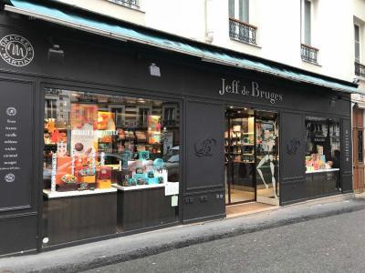Jeff de Bruges - Chocolatier confiseur - Paris