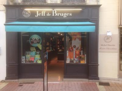 Jeff de Bruges - Chocolatier confiseur - Niort