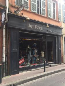 Jet-Rag - Dépôt-vente de meubles - Toulouse