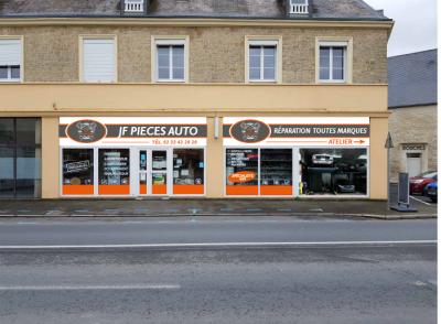 JF Pièces Auto - Garage automobile - Carentan-les-Marais