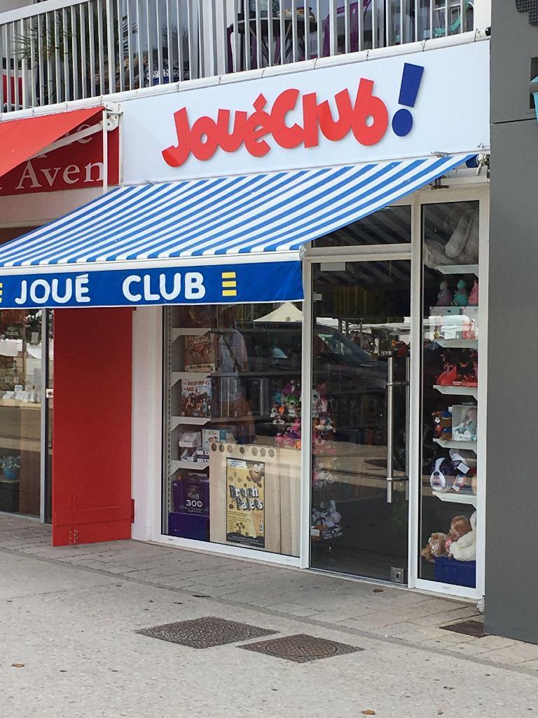 Joueclub Quiberon Magasin De Jouets Adresse