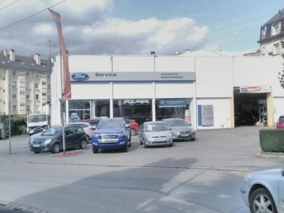 Ford - Garage automobile - Fougères