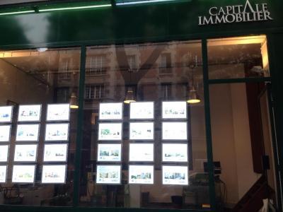 Soneval Jourdain Immobilier - Agence immobilière - Paris