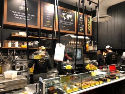Café Joyeux - Café bar - Rennes