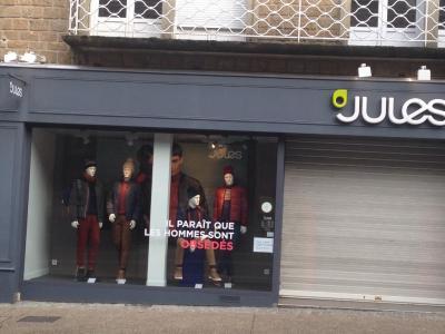 Jules - Vêtements homme - Avranches