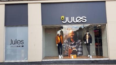 Jules - Vêtements homme - Lens