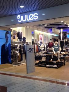 Jules - Vêtements homme - Aubière