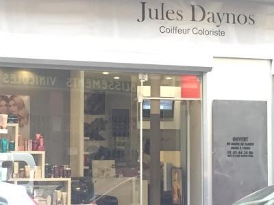Jules Daynos Vaneau - Coiffeur - Paris