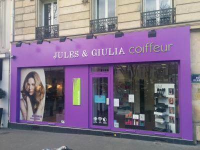 Jules & Giulia Coiffeur - Coiffeur - Paris