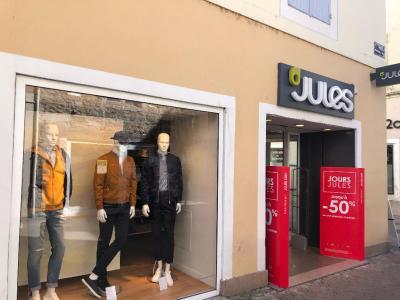 Jules - Vêtements homme - Bourg-en-Bresse