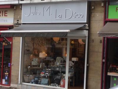 Julie M- La Déco - Magasin de décoration - Rouen
