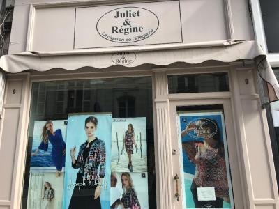 Juliet Et Régine Taix SARL - Vêtements femme - Angers
