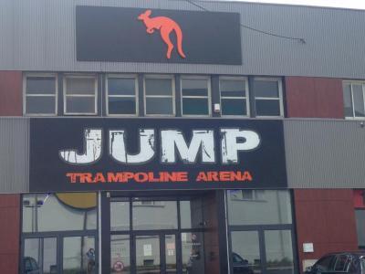 Jump Virtual Arena SAS - Parc d'attractions et de loisirs - Orléans