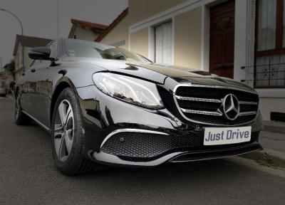Just Drive - Location d'automobiles avec chauffeur - Fontenay-sous-Bois